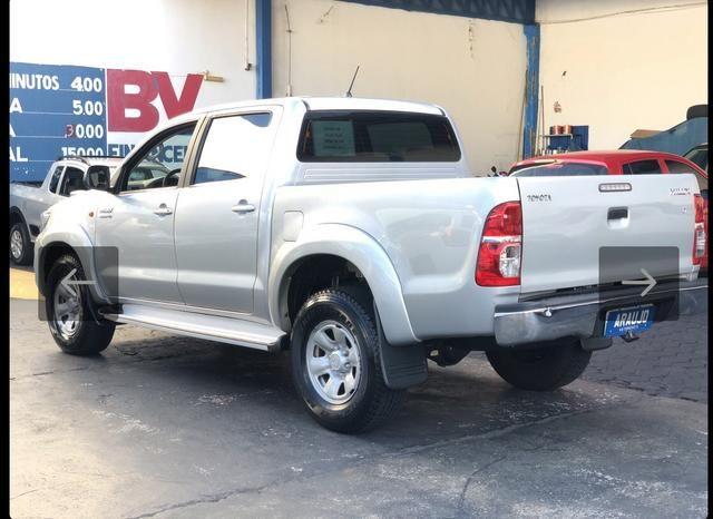 Toyota Hilux SR 4x4 3.0 8V 116CV TB DIESEL / pneu NOVO / todas revisões na Toyota - Foto 6