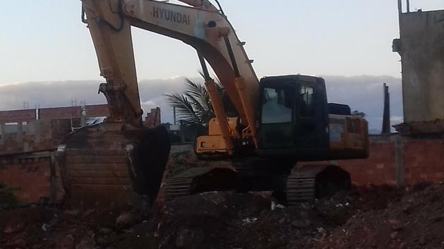 Escavadeira hidráulica 36ton - Foto 3