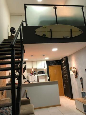 Loft 1 quarto duplex, andar alto, nascente no loteamento aquarius !