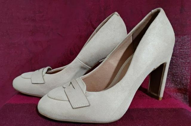 Sapato Modelo Boneca Preto Ou Nude Roupas E Calçados