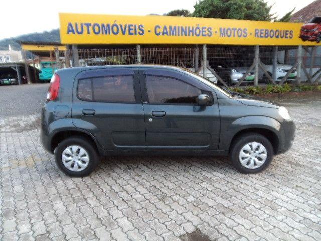Fiat Uno Vivace 1.0 8V (Flex) 4p 2012 - Foto 5