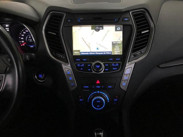 GRAND SANTA FÉ 2014/2015 3.3 MPFI V6 4WD GASOLINA 4P AUTOMÁTICO - Foto 8