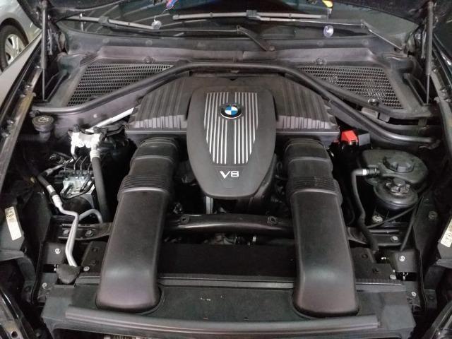 BMW X5 tracao 4x4 motor V8.7 LUGARES - Foto 12