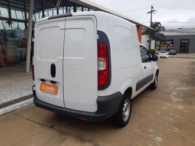 FIORINO 2019/2019 1.4 MPI FURGÃO HARD WORKING 8V FLEX 2P MANUAL - Foto 9
