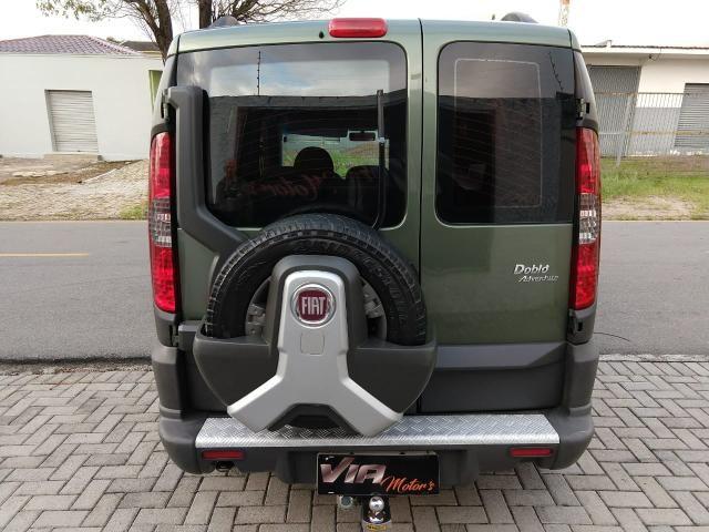 Doblo Adventure 1.8 Locker 2012!! - Foto 15