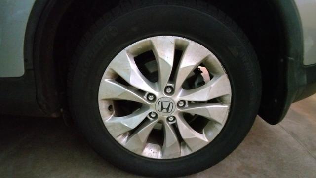 Honda cr-v - Crv - suv - dvd - pneus novos - vender rapido ipva quitado 57 mil - Foto 16