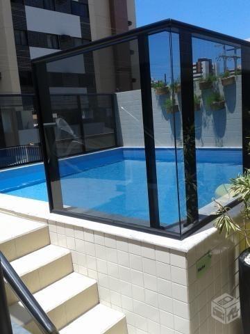 Apartamento 100% nascente, andar alto, 86m², 03 Quartos e 02 vgs de garagem !!