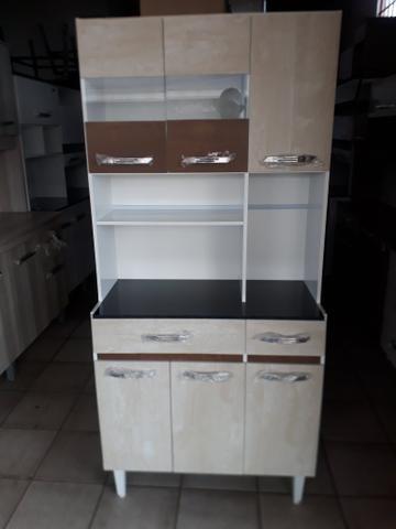 Kit cozinha pequena nova entrega grátis - Foto 3