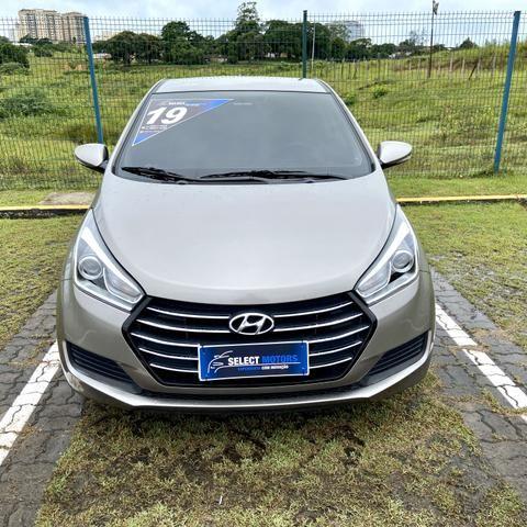 Hyundai Hb20 1.6 OneMillion Flex Automático - 2019
