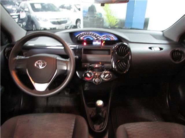 Toyota Etios 1.5 x sedan 16v flex 4p manual - Foto 7