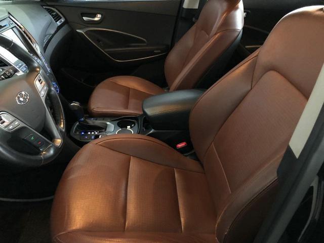 GRAND SANTA FÉ 2014/2015 3.3 MPFI V6 4WD GASOLINA 4P AUTOMÁTICO - Foto 10