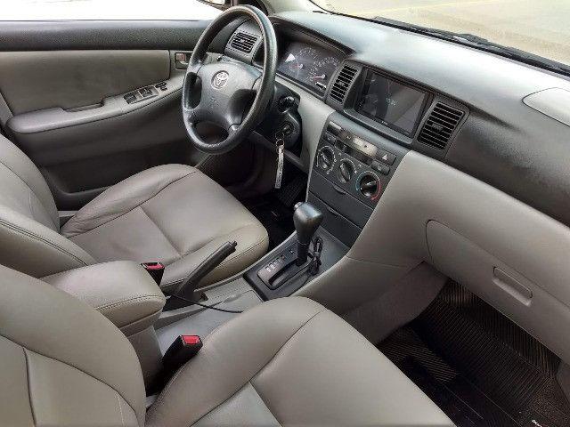 Toyota Corolla XEi 06/07 Automático (IPVA 2021 totalmente pago!) - Foto 8