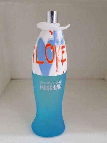 Mostruário Perfume I Love Love edt 100ml Moschino