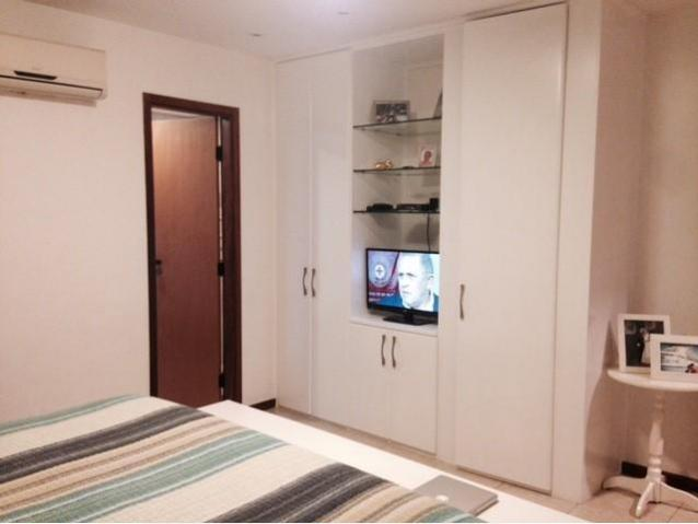Apartamento com 3 dormitórios para alugar, 188 m² por R$ 5.250,00/mês - Pituba Ville - Sal - Foto 8
