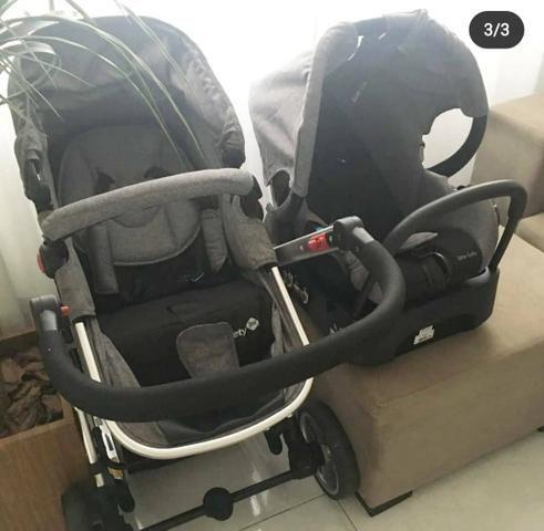 Carrinho de Bebê Safety 1st Travel System - Mobi TS