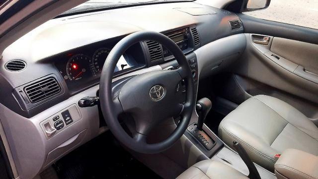 Toyota fielder XEI aut motor 1.8 16v flex vvt-i 4p ano 2008 raridade 86.000km ipva2020pg - Foto 9