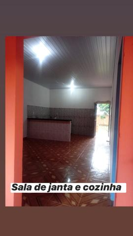 Vendo ou troco essa casa no iranduba km12 - Foto 3