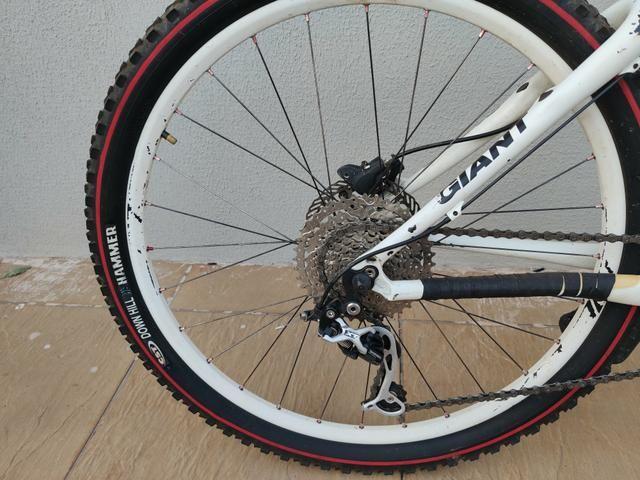 Bike Giant carbono Deore Xt e Xtr - Foto 3