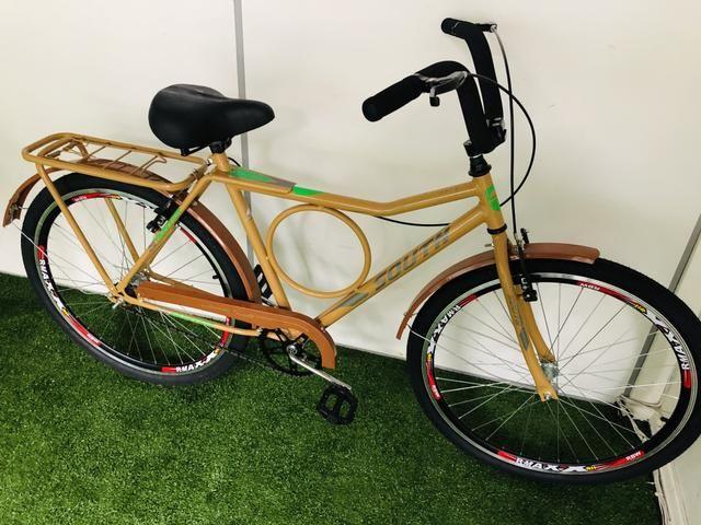 Gostou? Quem sabe vc da sua bike usada como parte de pagamento? - Foto 3