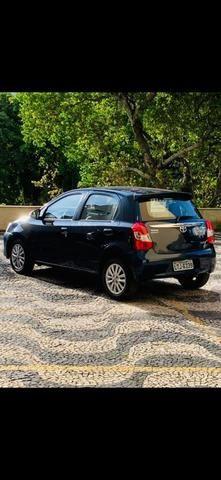 Toyota Etios 1.5 XLS 2016 Único dono - Foto 2