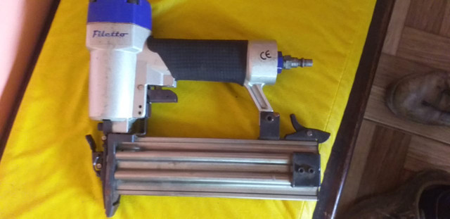 Grampeadora pneumática pinadeira - Foto 3