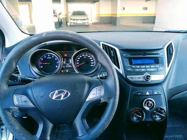 Hyundai HB20 C.Plus1.0 Flex 12V 2014 - Financiamento sem entrada - Foto 9