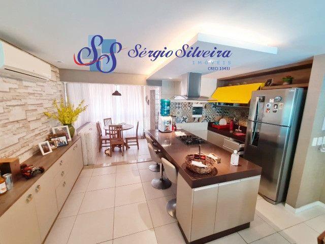 Mobiliado! Apartamento no Porto das Dunas com 3 quartos Parque das Ilhas - Foto 5