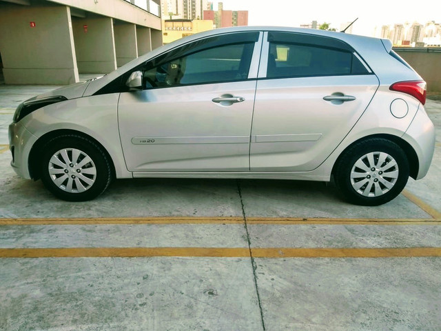 Hyundai HB20 C.Plus1.0 Flex 12V 2014 - Financiamento sem entrada - Foto 4