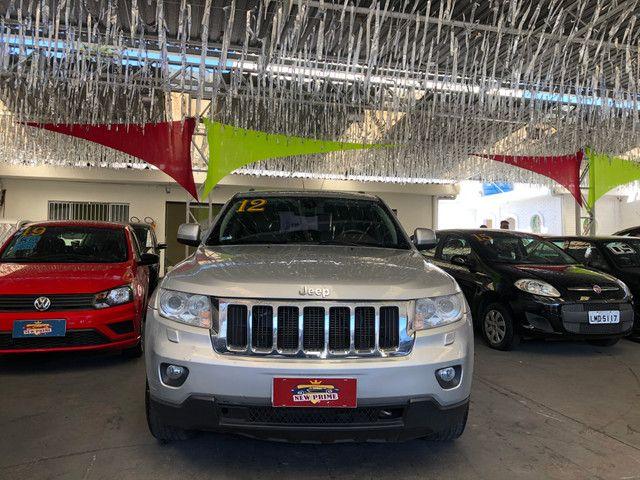 Grand Cherokee Laredo 2012 V6 Laredo 4x4 - Foto 7