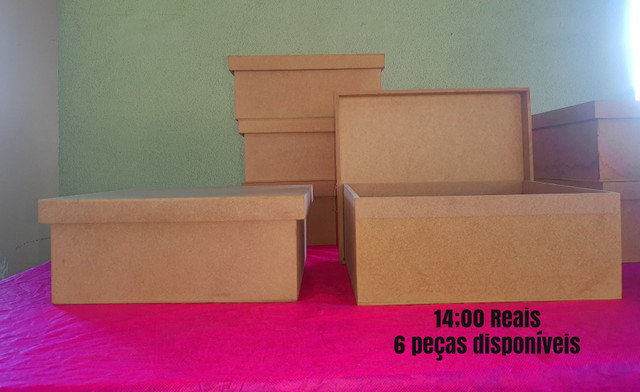 Caixas MDF  - Foto 2