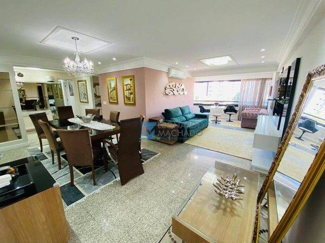 Apartamento à venda, 150 m² por R$ 670.000,00 - Guararapes - Fortaleza/CE