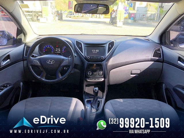 Hyundai HB20S Premium 1.6 Flex Aut. - 1 Ano de Garantia - IPVA 2021 Pago - Completo - 2018 - Foto 10