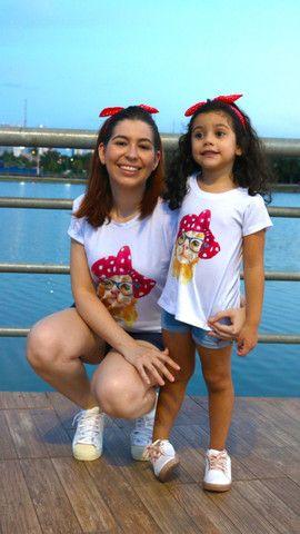 Oportunidade  de negocio-  roupas criativas e mae e filha - Foto 3
