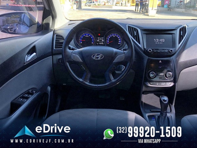 Hyundai HB20S Premium 1.6 Flex Aut. - 1 Ano de Garantia - IPVA 2021 Pago - Completo - 2018 - Foto 11