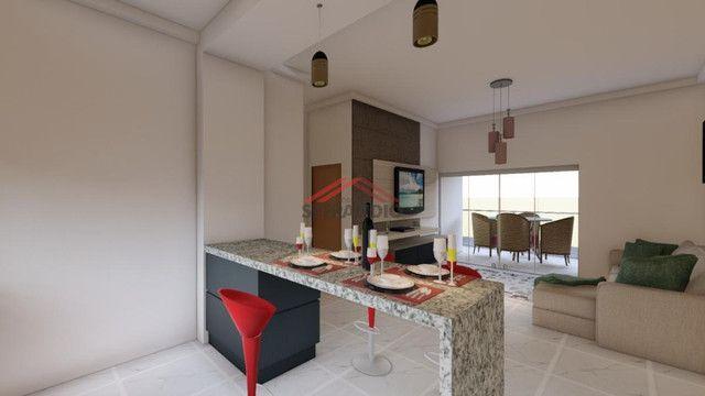 Última unidade! Apartamento novo c/ 1 suíte + 2 quartos, frente para Avenida Pérola - Cond - Foto 6