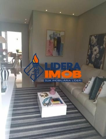 Lidera Imob - Casa 3 Quartos, com Suíte, em Condomínio Residencial Ônix, no Sim, em Feira  - Foto 2
