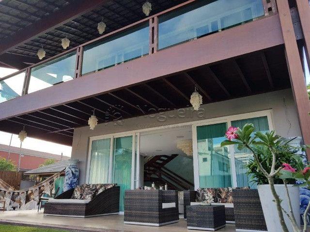 TC337- Luxuosa Casa Alto Padrão em Porto de Galinhas! 600m² com 10 suítes!