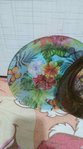 Pratos decorativos - Foto 3