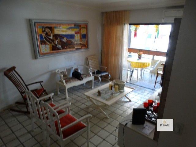 Apt 154 m², 2 quadra da praia da Jatiúca 3 quartos2 suítes varanda em todos os quartos só  - Foto 15