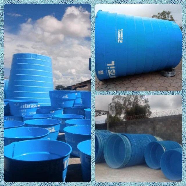 Piscinas de fibra e Caixas D'água de fibra          - Foto 2