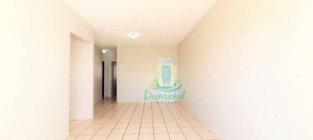 Casa com 3 dormitórios para alugar, 68 m² por R$ 1.800,00/mês - Condominio Residencial Ter - Foto 8