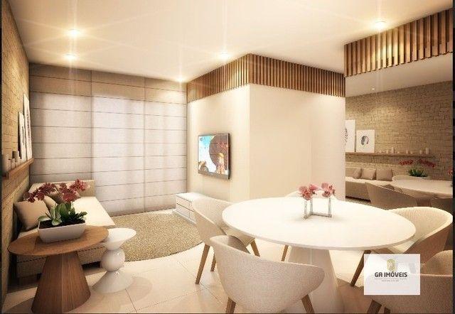 Apartamento à venda, 3 quartos, 2 vagas, Farol - Maceió/AL - Foto 4