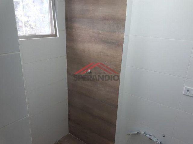 Apartamento térreo, FRENTE MAR em condomínio - Com 01 suíte + 02 quartos - Foto 12