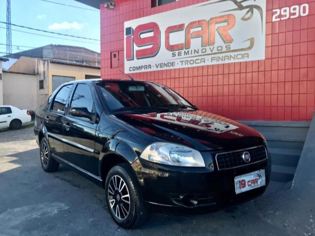 Fiat Siena El Celeb. 1.0 Mpi Fire Flex 8V 4P