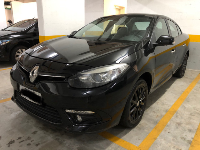 Renault fluence 2015 2.0 automático com kit gas