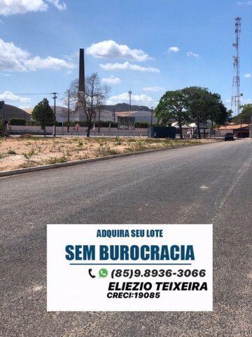 Loteamento às margens da BR-116, 10 min de Fortaleza! - Foto 3