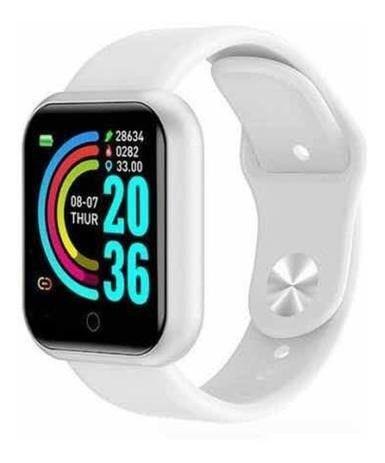 Smartwhatch D20 - Relógio inteligente - Foto 2