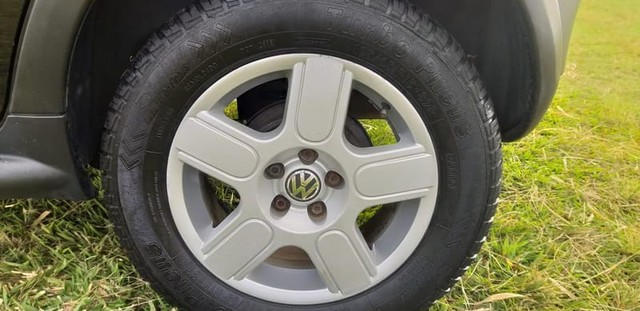 VW CROSSFOX 1.6 MI 2009 8V TOTAL FLEX - Foto 13