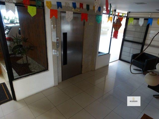 Apt 154 m², 2 quadra da praia da Jatiúca 3 quartos2 suítes varanda em todos os quartos só  - Foto 6