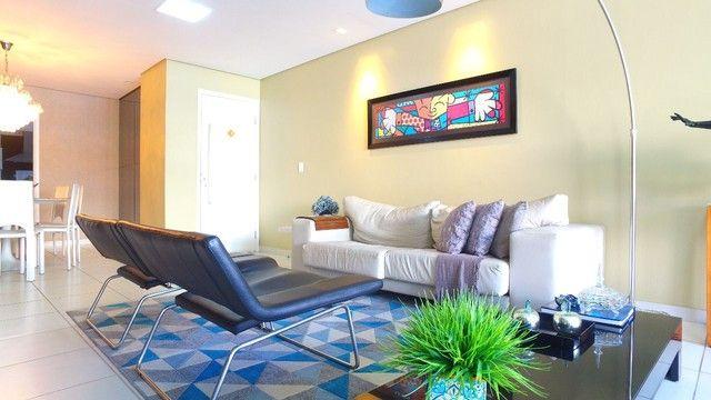 Apartamento Cobertura com 4 Suítes, 4 Vagas com 368 m² na Jatiúca em Maceió - Foto 4